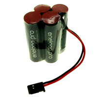 Panasonic eneloop 4.8v 6v 7.2v 9.6v aa /& aaa émetteur//récepteur batterie pack