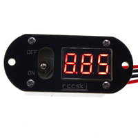 bec ubec universal battery eliminator circuit for rc models output 5 rh ebay com au
