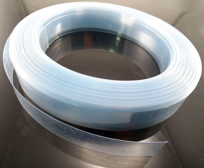 100mm Clear PVC Heat Shrink Wrap (Price per Metre