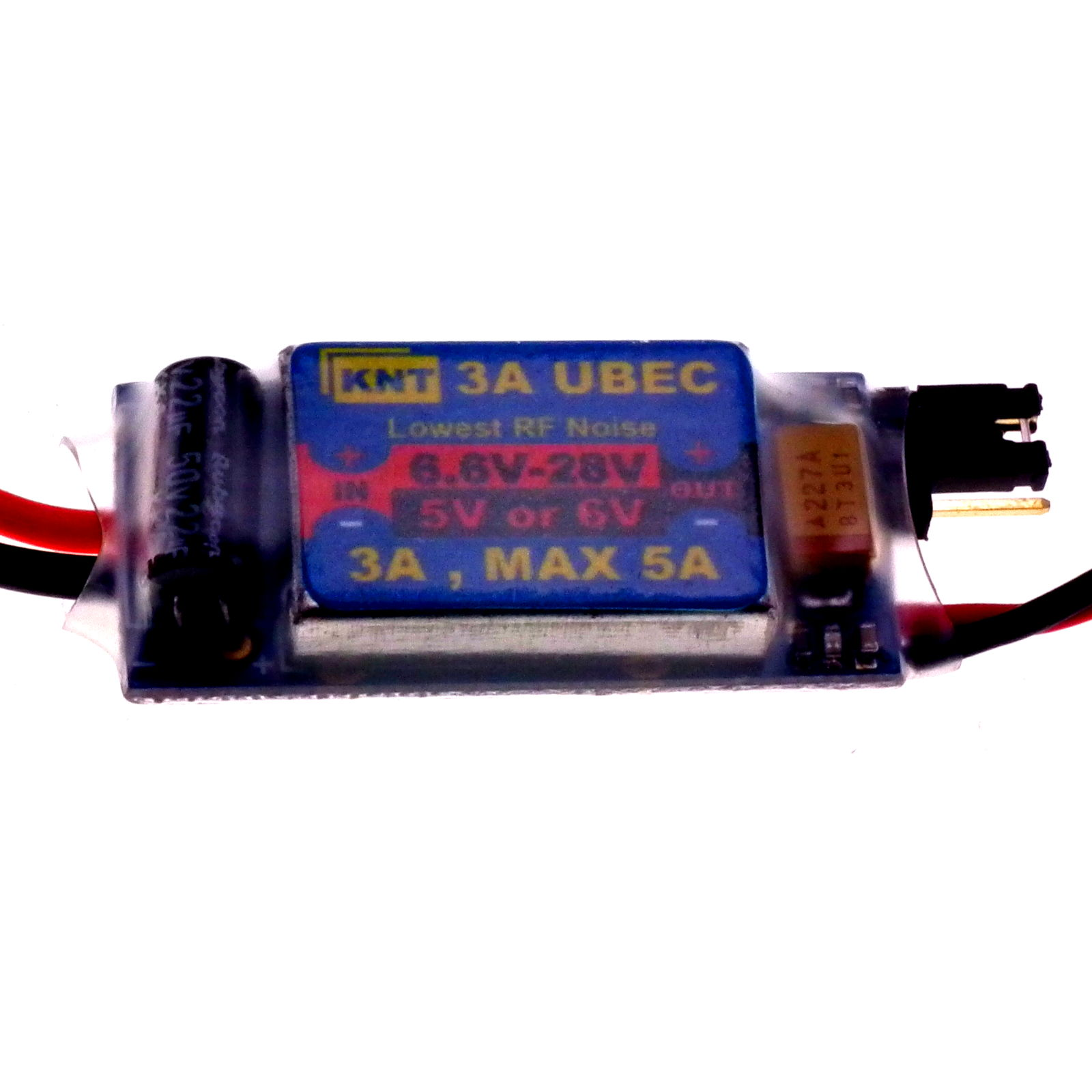 Power Supply Component Shop 24 Volt 30 Amp Single Output 3a Max 5a Universal Battery Eliminator Circuit Ubec Knt
